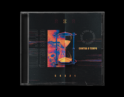 Último Sopro: Album Cover / Packaging - CD & LP