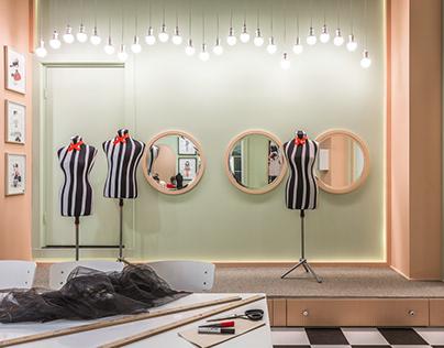 Fashion House, Kidburg, MEGA Samara