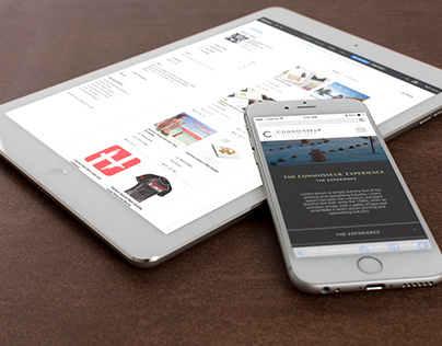 Karisma Connoisseur Collection Mobile Design