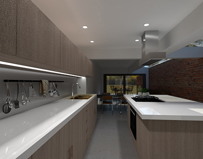 Craig Williams Design | Kitchen Concept