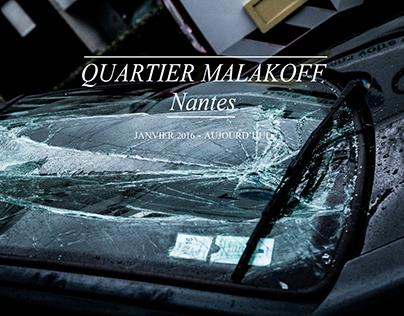 QUARTIER MALAKOFF Nantes janvier 2016 - aujourd'hui
