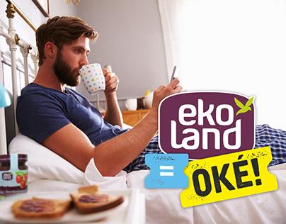 EKO = OKE campaign