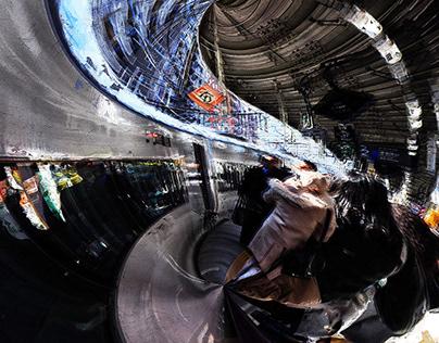 ねじれた駅 1 / Twisted Station 1