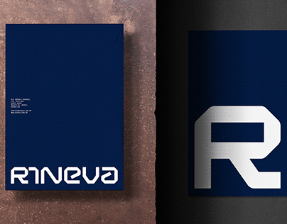 Rineva - Visual Identity