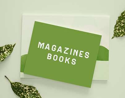 Collection of My Magazines & Books Designs