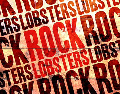 The Rock Lobsters - Band Social Media Advertising