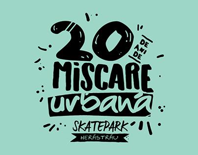 20 de ani de mișcare urbana