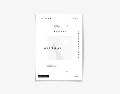 Mistral magazine