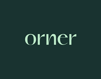 Orner Brand Identity