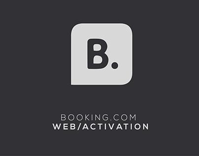 BOOKING.COM WEB//ACTIVATION