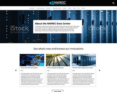Creative Mock-ups for NWRDC & FloridaShines