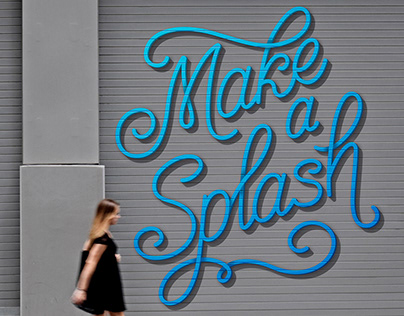 Lettering animation   3D lettering   english idioms