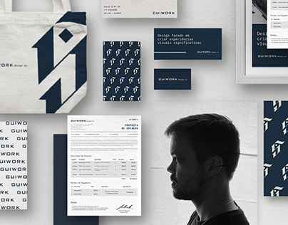 Guiwork Design Co. / Personal ID