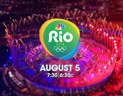 NBC - Olympics Opening Ceremony 2016