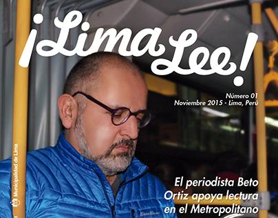 Lima Lee | Revista