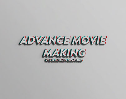 Advance Movie Making - Unit 1