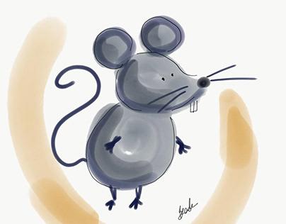 Digital Drawings - Animals