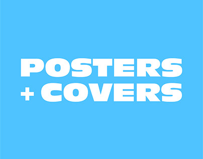 POSTERS + COVERS 2020
