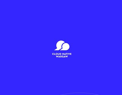 Identity, Logo - Cloud Native Warsaw (Case Study)