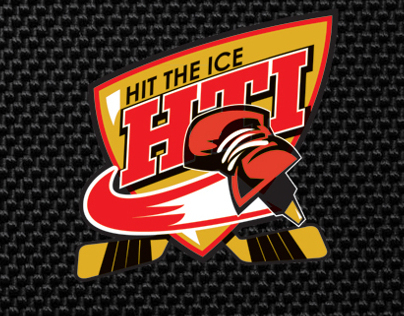 Identité/Branding : HIT THE ICE