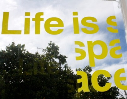 Life Is Space