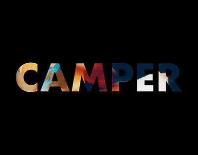 CAMPER - A User Experience Update
