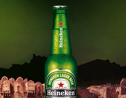 Heineken Launch | Telangana, India.