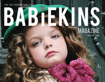 MAGAZINE: Babiekins Issue 1