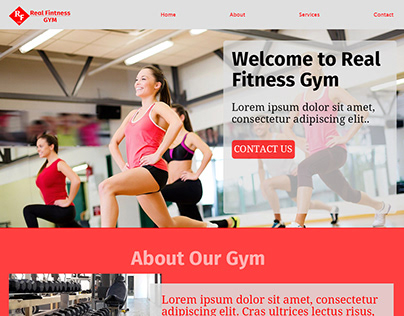Real fitness Gym