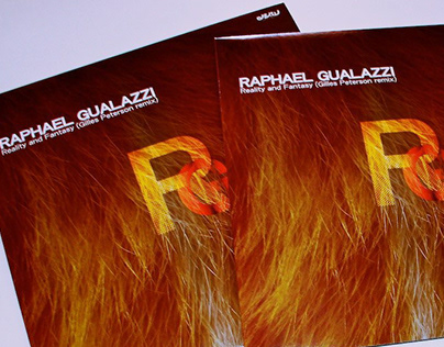 Raphael Gualazzi - Gilles Peterson remix (Artwork)