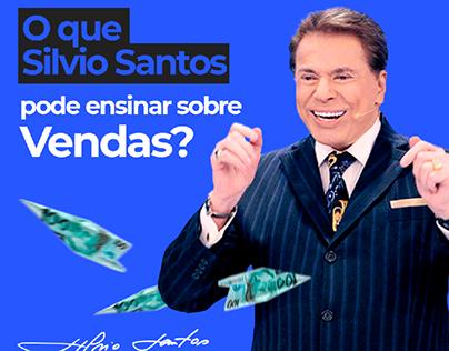 O que Silvio Santos pode ensinar sobre vendas?