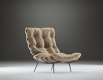 Costela Chair - Product Visualization