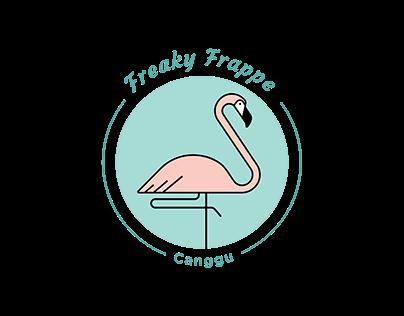 Re-Branding Freaky Frappe Logo