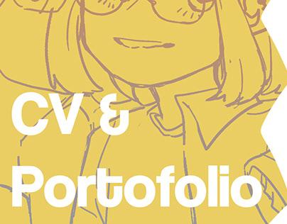 Macchitsuki CV & Portofolio