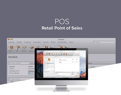 Retail Point of Sales
