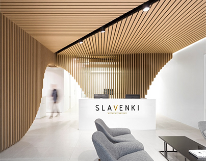 """Разработка логотипа для компании """"Slavenki"""""""