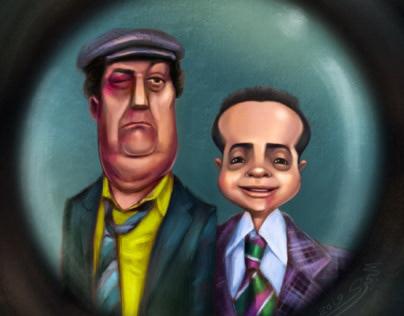 Henedy & Hassan Hosny