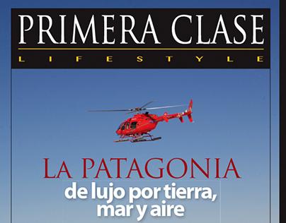 Editorial Design / Primera Clase lifestyle magazine