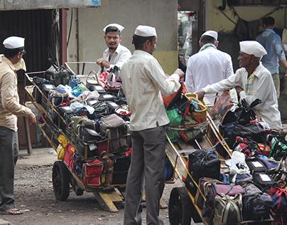 Dabbawalas of Bombay