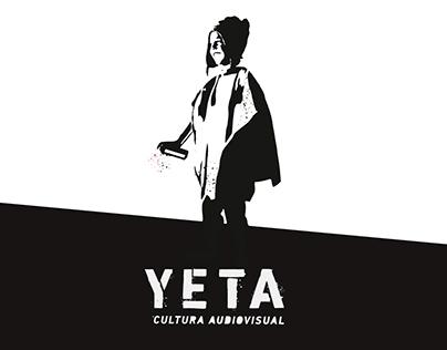 Branding - Yeta, Cultura Audiovisual