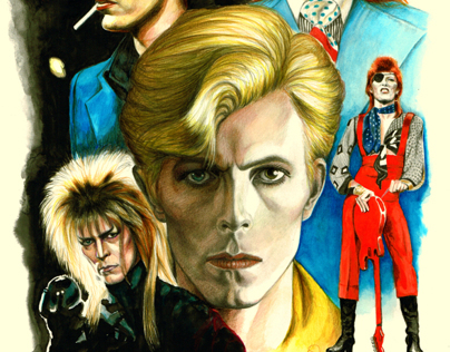 "David Bowie ""Changes"""
