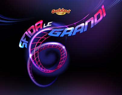 Gardaland | Sfida le 6 Grandi