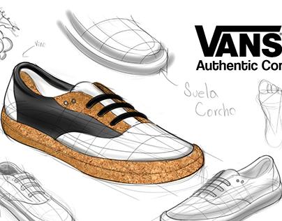 Vans Authentic Corck Concept