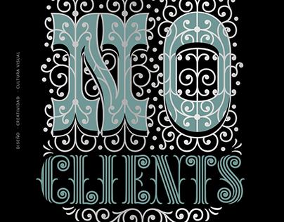 NO CLIENTS