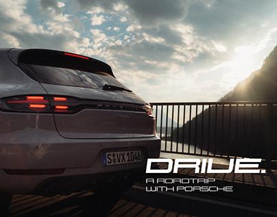 DRIVE. Roadtrip with Porsche