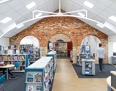 Bournemouth and Poole College | LRC | Lansdowne