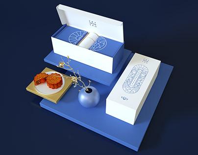 TET TRUNG THU - Moon Cake Packaging