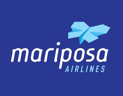Mariposa Airlines by Mi Escuelita