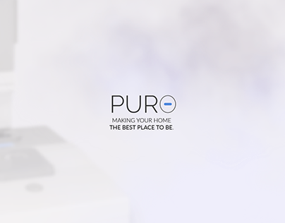 PURO - make your home the best place to be