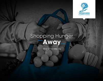 SHOPPING HUNGER AWAY - YOUNG LIONS 2020